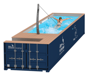 Poolcontainer
